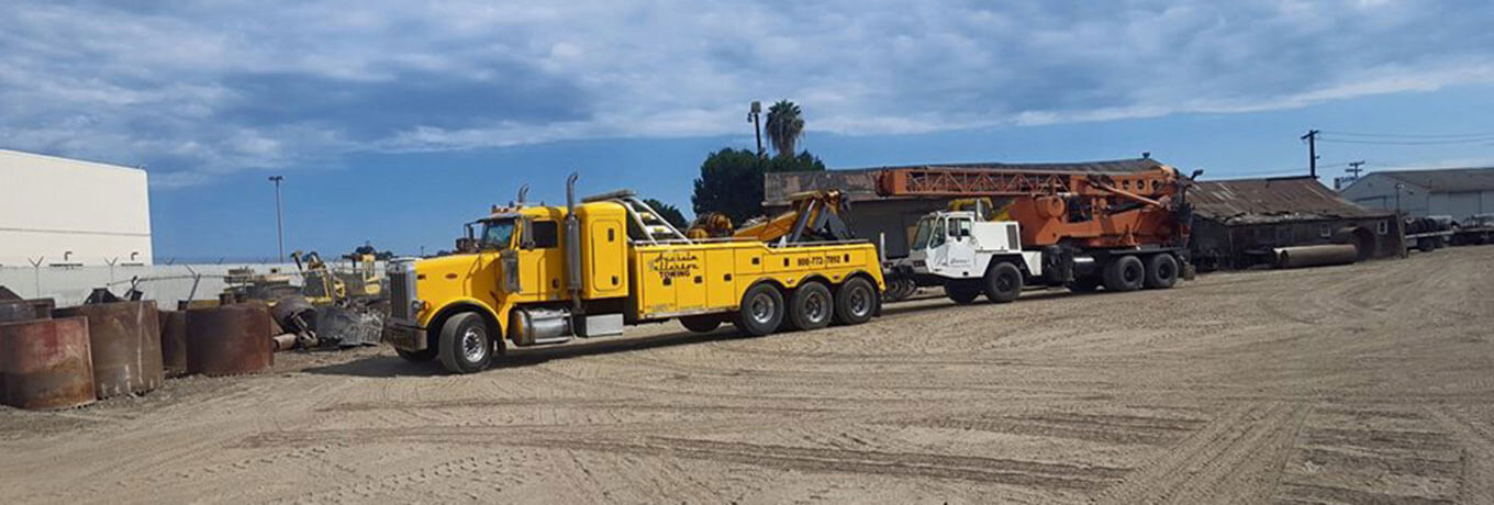 LA, Orange County Medium Duty Towing
