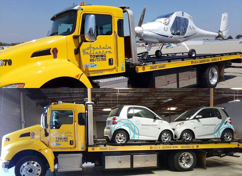Car Towing in Anaheim, CA