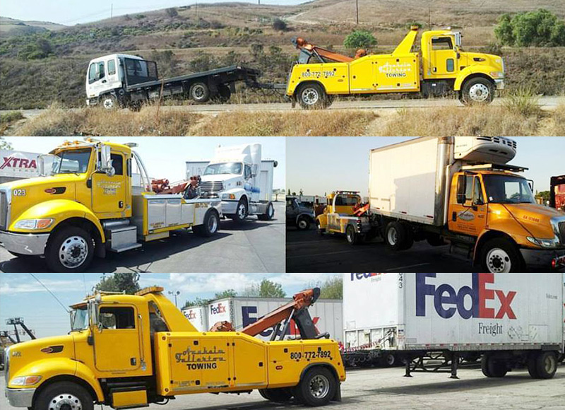 Towing and Recovery Services in Orange County, CA