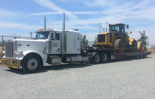 Heavy-Duty, Long Distance Towing Services